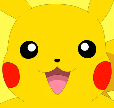 Too close PIKA by Cansin13Art