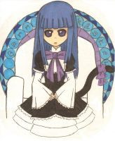 Umineko - Bernkastel the witch of Miracels by ChibiVooDooDoll