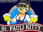 St. Pauli Kitty by tpirman1982