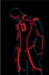Daredevil tron by anklesnsocks