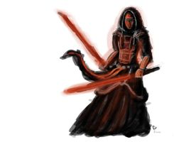 Darth Revan Concept by Schwartze