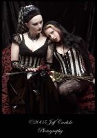 Gothic Beauties by Aziraphale1334