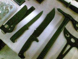 knifes by 4WD