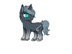 Frost Bite Chibi (commission) by Voltage-Art