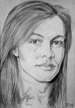 W. Axl Rose by EvelinLang