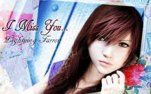 I miss you... by GamerGirlX03
