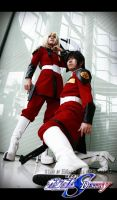 Cosplay : Gundam SEED DESTINY by Zeasonal