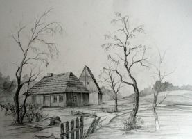 Cottage by Eirene-pax