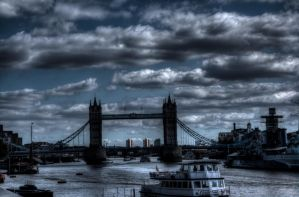 Tower Bridge by Veganvictim