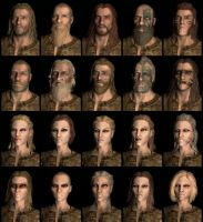 Skyrim races- NORD by Dovahkiin117