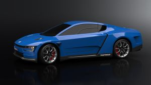 Volkswagen XL Sport by camoteguau18