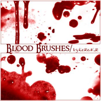 Blood Brushes by KeReN-R