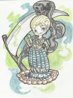Fan Art Draco Malefoy by Lex-Miero