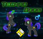 Techno Boom Reference by Xeerinare