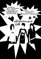 The Necrophiliacs poster3 by deehumidifier