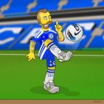 Great Soccer Cuts: Meireles by SimpsonsCameos