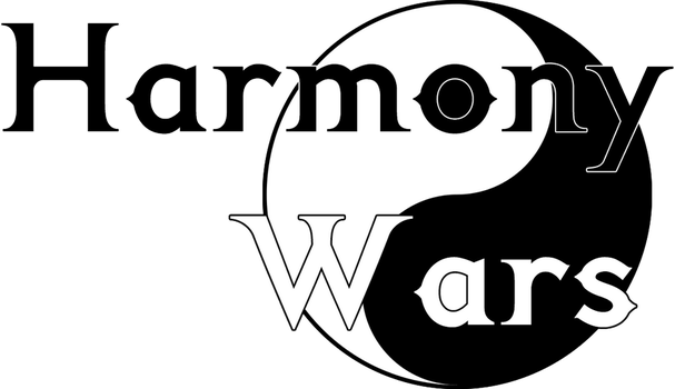 Harmony Wars - Logo by mayhigurashe