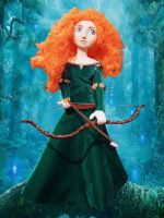 sculpture Merida 2 by espectrolune
