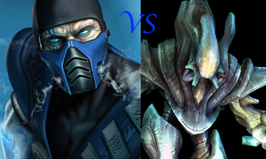 Sub-Zero vs. Rundas by SneakyLizard