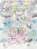 An old Issue 5 cover by CreeperReaper72
