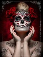 dia de los muertos(not my picture) by zokasne