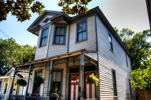 Victorian Home Cape Fear Wilmington North Carolina by davidmcb