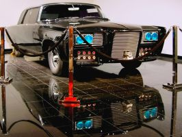 GREEN HORNET 1966 Chrysler Imperial by Partywave