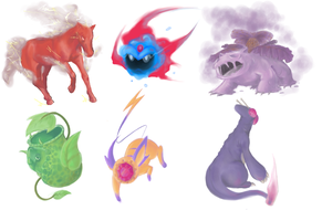 Pokefusion by halfwitwonder