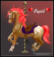 Cupid by ArtLover25