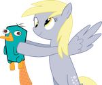 Derpy Too Wants a Pet by CawinEMD