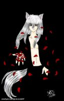 Blended - Youko by amethyst-rose