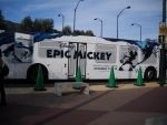 Epic Mickey Bus by montey4