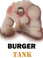 L4D - Burger Tank - by SuperKusoKao