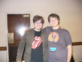 Meeting Quinton Flynn by TheWildeOne
