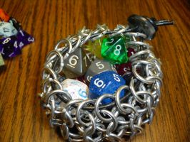 dice bag by xanthium212002