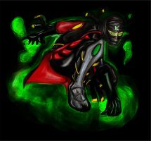 Ermac by whitelis