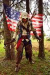 Connor Kenway - Rise by 14th-division