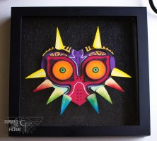 Legend of Zelda: Majora's Mask by CuriousFiction