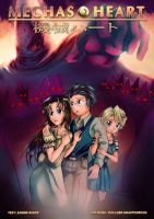 Mechas Heart Volume 1 (English) by Thurosis