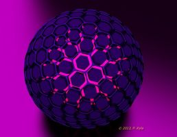 Buckyball by fractalyst