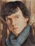 Benedict Cumberbatch by vegetanivel2