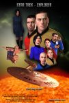 Star Trek Explorer Episode 2 Poster by deciever2000