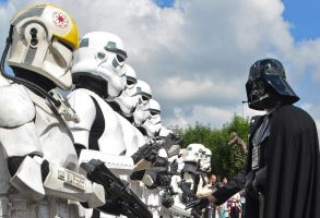 UK Garrison on Parade at the NSC 2014 (15) by masimage