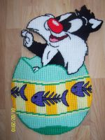 EASTER BABY SYLVESTER by DeadDog2007