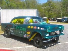 Chevy Bel Air by absoluteandrew