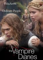 The Vampire Diaries Ordinary People by fillesu96