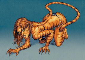 Tigra by pin-up-corner-shop