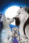 Moonlit Vows by Yote