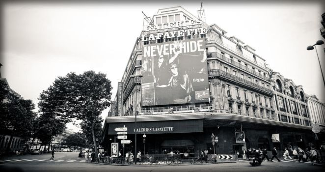 Galeries Lafayette by Rubus65