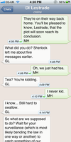 The Personal Text Log of Dr. John Watson Pt. 13b by blissfulldarkness